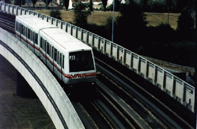 Automatic metros need grade separation, which are intrinsically unsightly