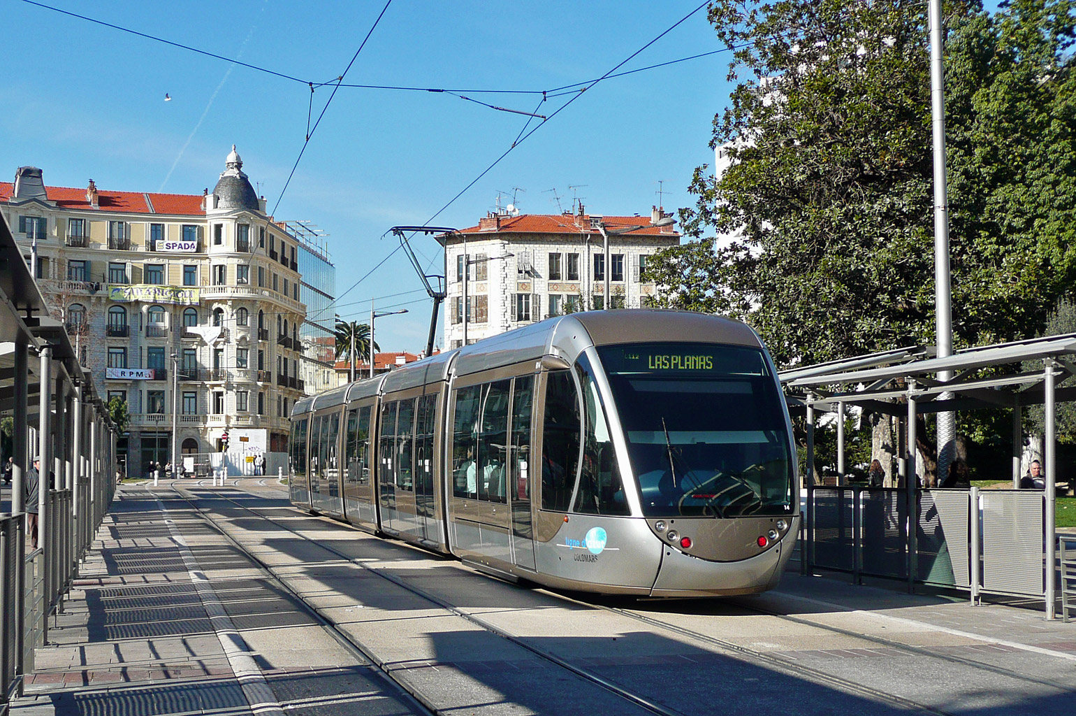 Light rail on broadway rail for the valley for How much does a hillside tram cost