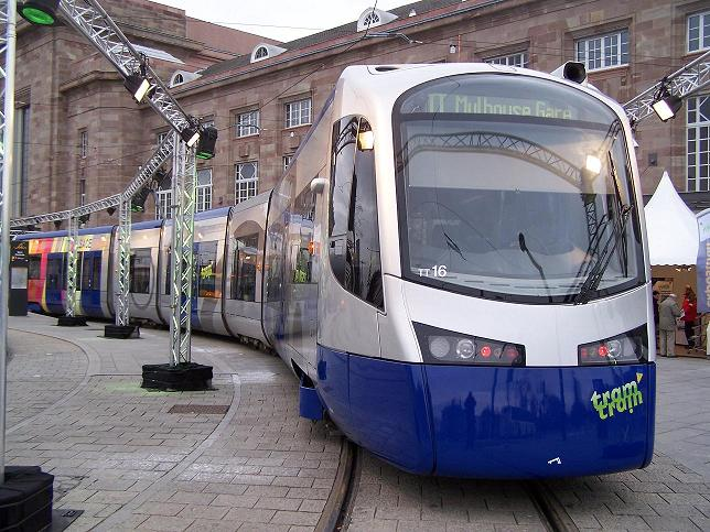 Mulhouse_Tram Train1