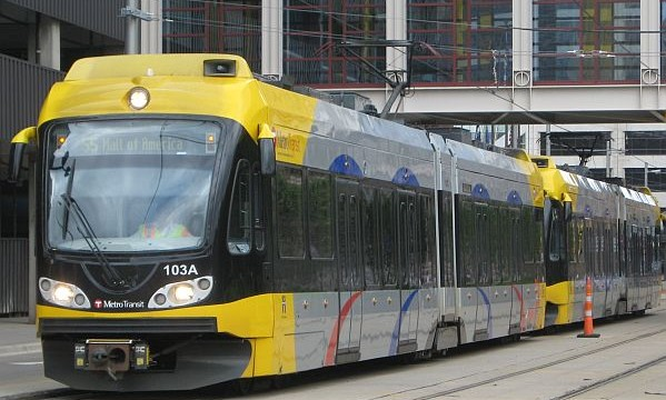 Twin Cities LRV