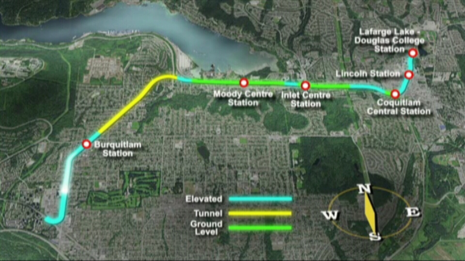 The Real Evergreen Line Story Rail for the Valley