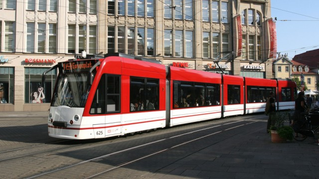 German tramways have done very well attracting the motorist from thecar.