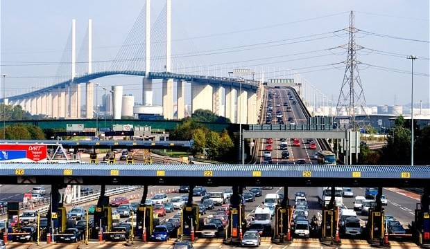 Tolls and road pricing are a tax and spend politicins best friends.