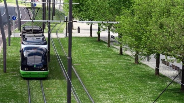 The modern Tram; today's transit choice by transit planners around the world.
