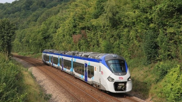 A French regioanl rail service has boosted tourism in areas it serves.